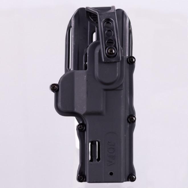 Coldre Polimero Trava Dupla - 380, PT 100, Glock, 38/4