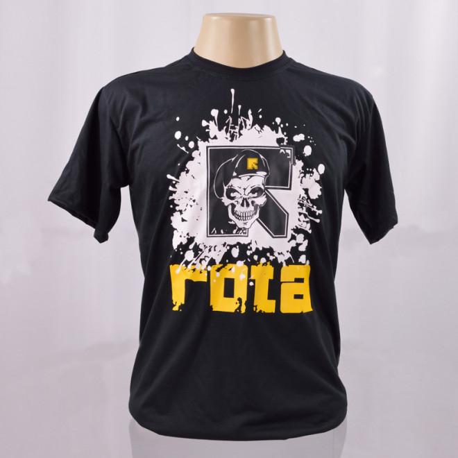 Camiseta Rota - Preto