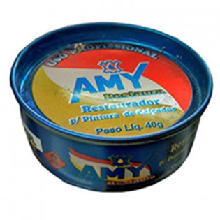 Graxa Profissional para coturno - Amy 40g