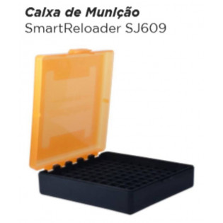 Caixa para Municoes .40, .41, .45 e 10mm Smart Reloader - SJ609