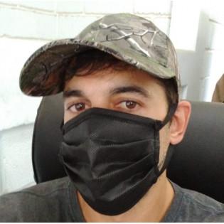 Mascara de proteção Lavável - Pacote com 10