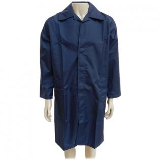 Capa de Chuva Tecido Nylon 240 Resinado - Azul Marinho