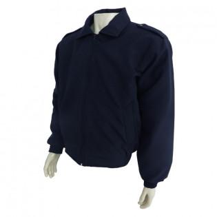 Jaqueta Modelo Basic Oxford - Azul Noite