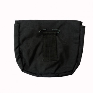 Porta Bolso Multifunção para cinto N.A Nylon - Preto