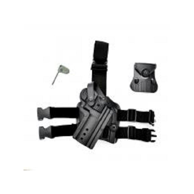 Coldre Robocop Revolver 6 Tiros