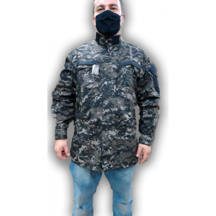Gandola  Uniforme ACU - Camo Digital Concret Jungle