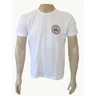 Camiseta GSG9 Helicóptero - Branco