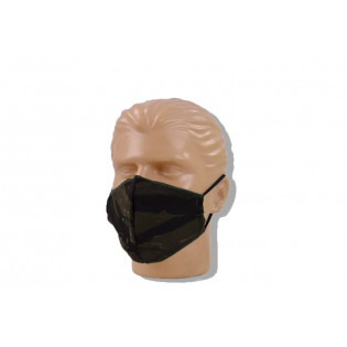 Mascara de Proteção Lavável Malha - Camo Tiger Jungle - Pacote com 3