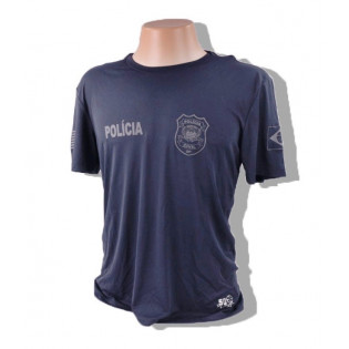 Camiseta Policia Civil São Paulo