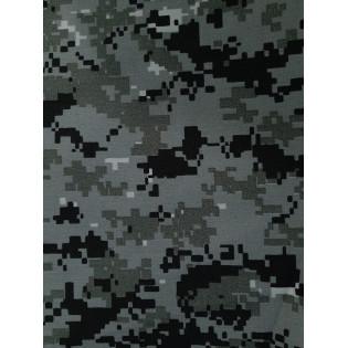 Tecido Comfort - Camo Digital Gelo