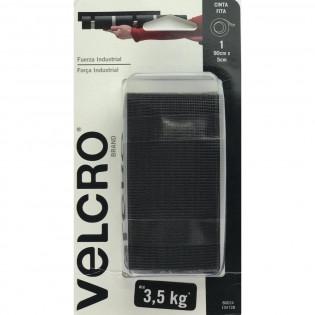 Velcro - Fixador Força Industrial 1 Rolo - 90cm Até 3,5kg