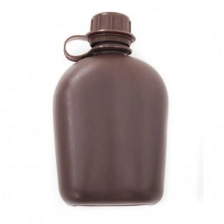 Cantil Plástico 900ml - Marrom