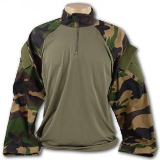 Combat Shirt ACU G2 - Camo Woodland