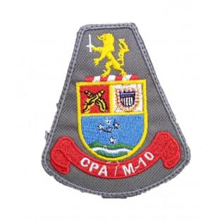 Brasão Bordado CPA/M-10