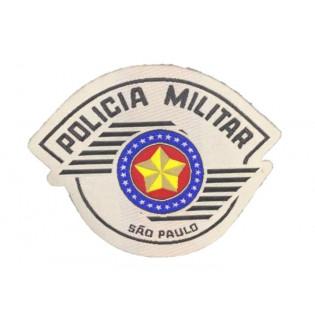 Bordado Brasão Policia Militar SP