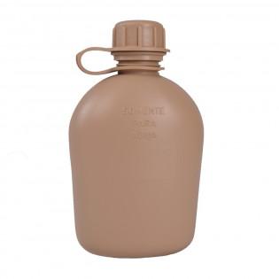 Cantil Plástico 900ml - Caqui