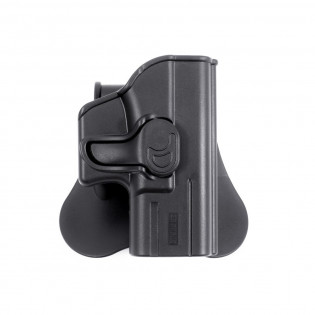 Coldre Tarântula OWB Glock Subcompact G26, G27, G28 eG33