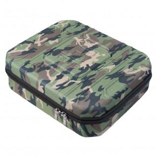 Shooter Case Smaller - Camo Verde