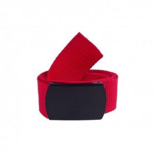 Cinto Social Militar Fivela 2 Garras - Vermelho - XG