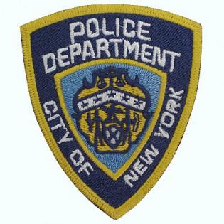 Bordado Police Department Grande