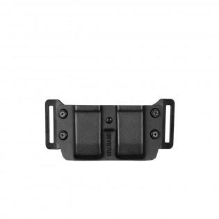 Porta Carregador Duplo Dual Glock Kydex