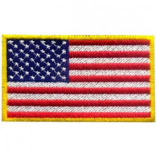 Bordado Bandeira U.S.A. - Grande