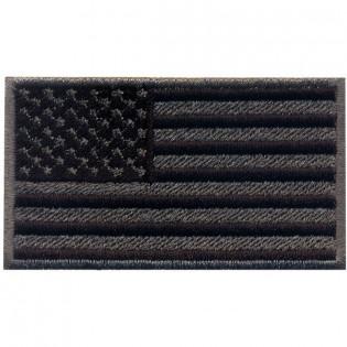Bordado Bandeira U.S.A. Negativa Grande
