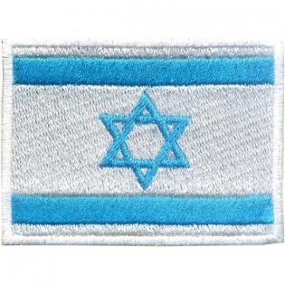 Bordado Bandeira Israel Grande
