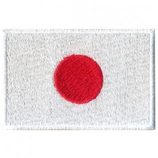 Bordado Bandeira Japão Grande
