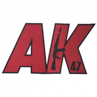 Bordado AK - 47