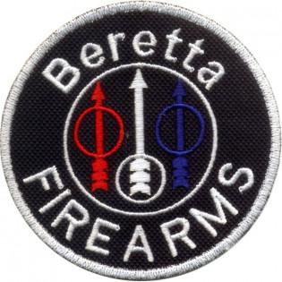 Bordado Beretta Firearms Colorido