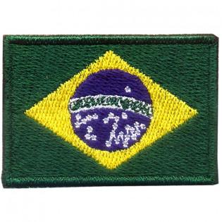 Bordado Bandeira do Brasil Oficial MD