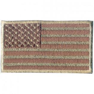 Bordado Bandeira U.S.A. - Deserto Grande