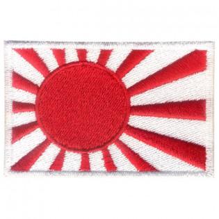 Bordado Bandeira Japão Marinha Real