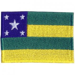 Bordado Bandeira Sergipe