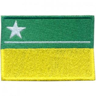 Bordado Bandeira Boa Vista