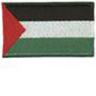 Bordado Bandeira Palestina