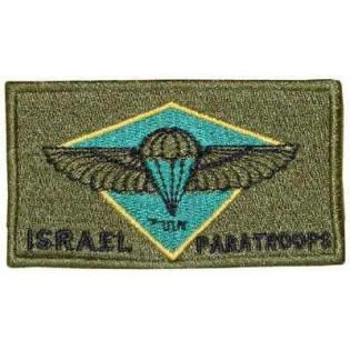 Bordado Israel Paratroops