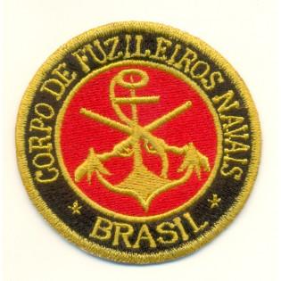 Bordado Corpo de Fuzileiros Navais pequeno