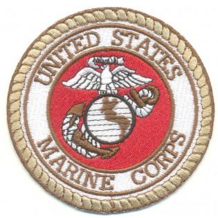 Bordado United States Marine Corps