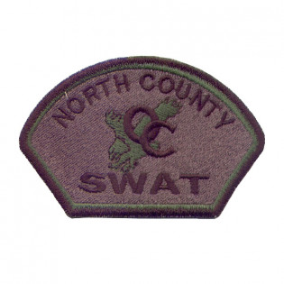 Bordado S.W.A.T North County