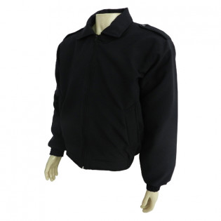 Jaqueta Modelo Basic Oxford - Preto