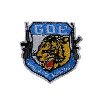 Bordado GOE - Grupo Operações Especiais 9,5cm x 11cm