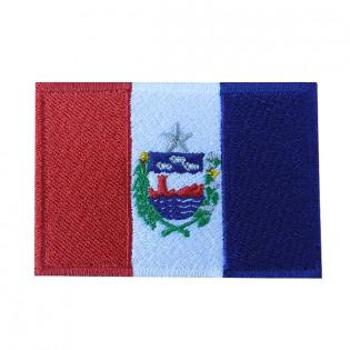 Bordado Bandeira Alagoas