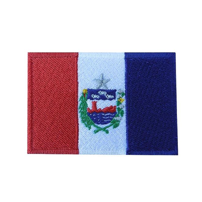 c91594667e Bordado Bandeira Alagoas - Militar Brasil - artigos militares ...
