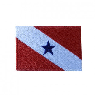 Bordado Bandeira Pará