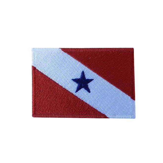75d1c8900c Bordado Bandeira Pará - Militar Brasil - artigos militares ...
