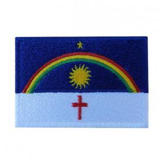 Bordado Bandeira Pernambuco