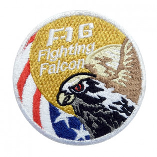 Bordado F-16 Fight Falcon