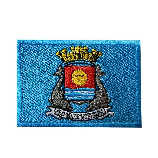 Bordado Bandeira Guarujá